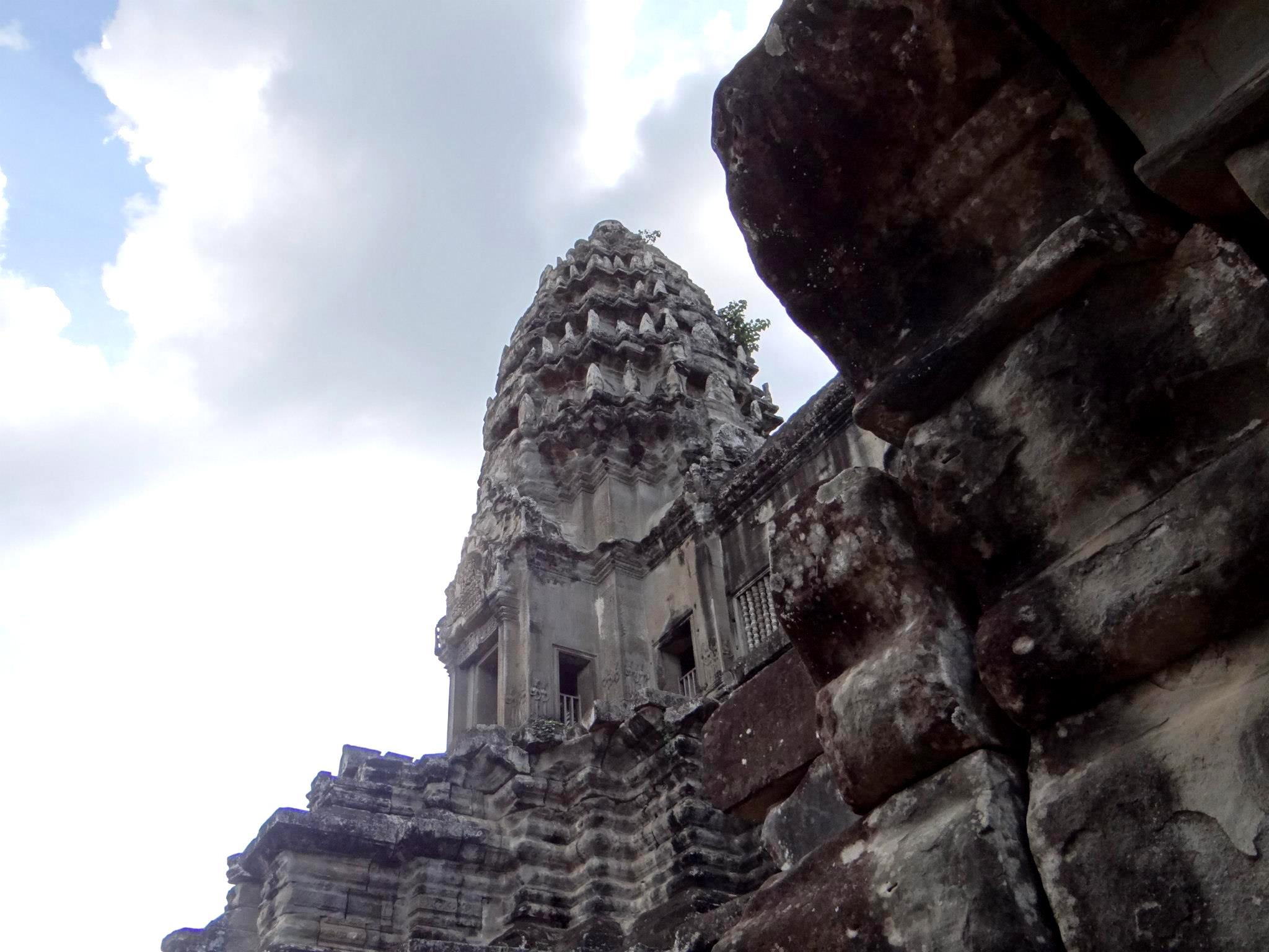 Angkor Wat from Inside