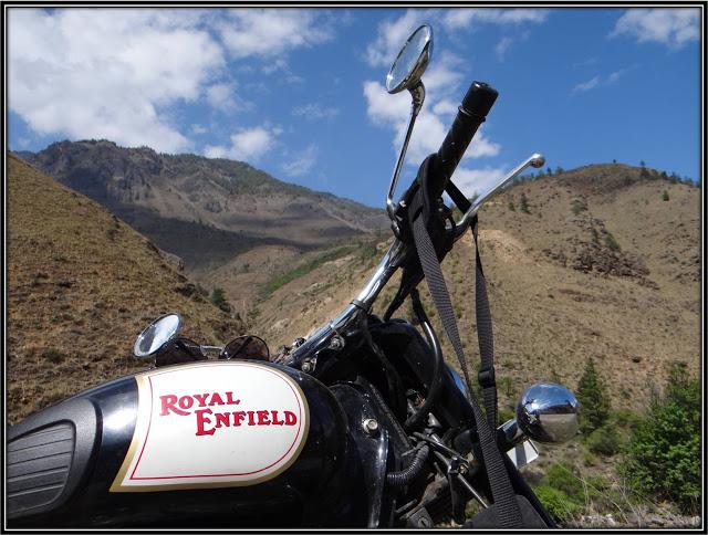 motorbiking, bhutan