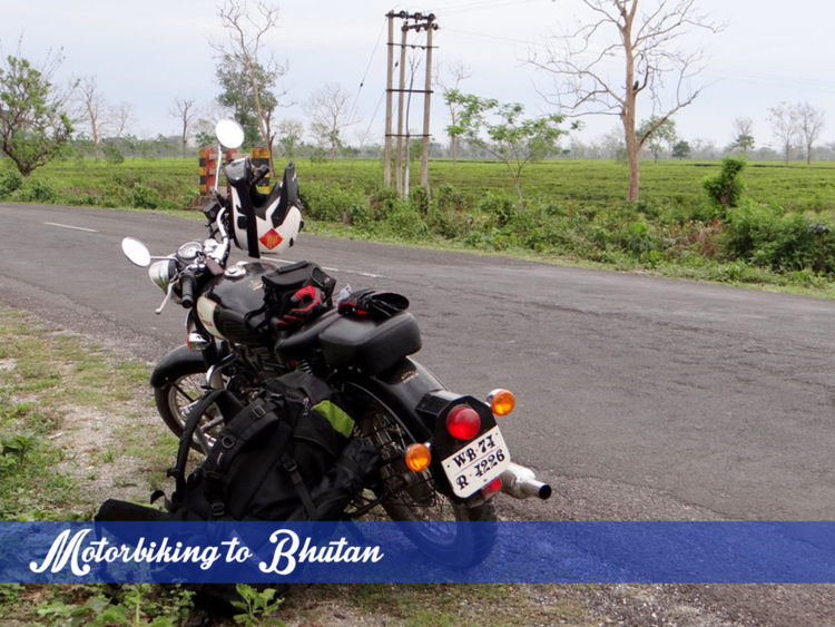 Motorbiking-to-Bhutan