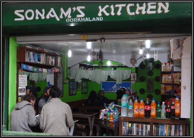 sonam's kitchen, darjeeling