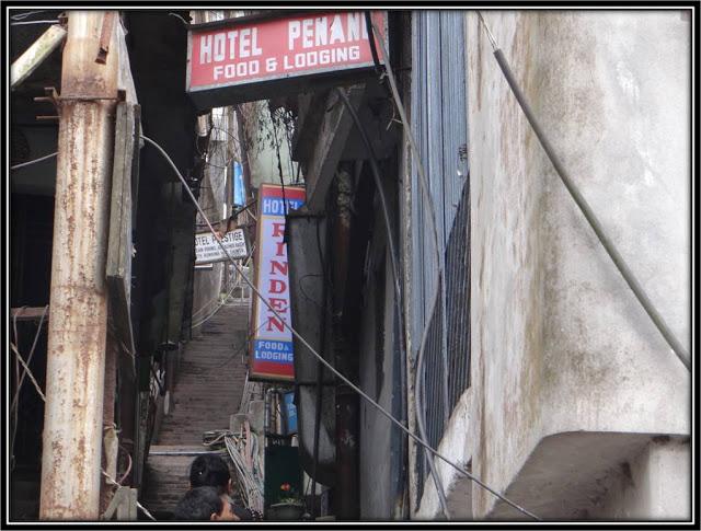 hotel penang, darjeeling