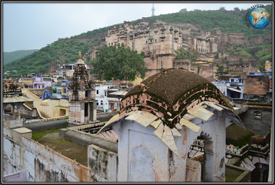 Bundi palace monsoons