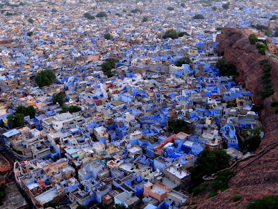 Blue city, jodhpur, Rajasthan