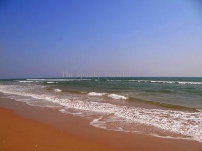 Gopalpur Beach Odisha