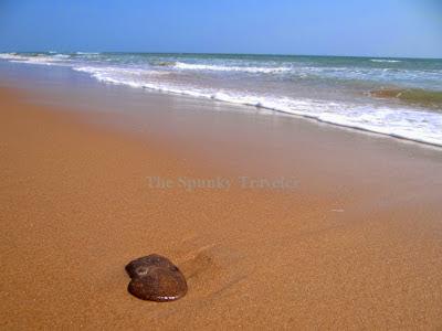 Army beach Gopalpur