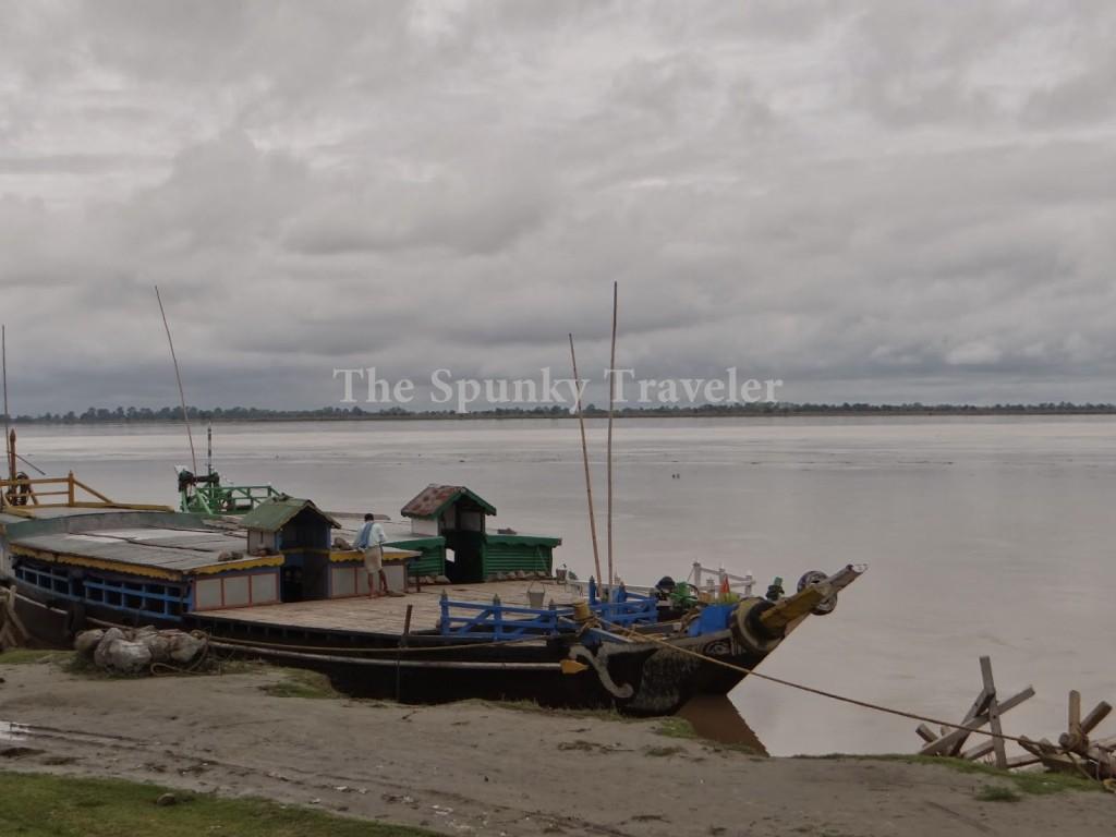Fishermen in Brahmaputra