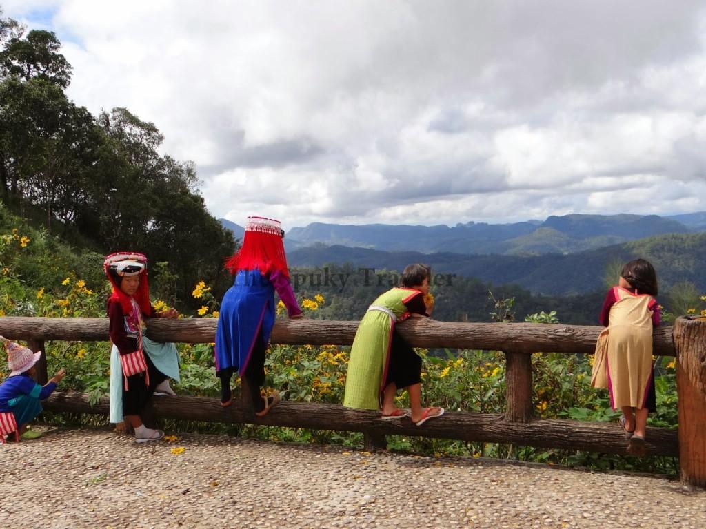 Lisu Tribe Thailand