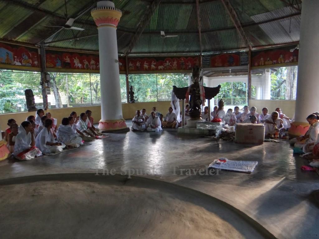 Neo Vaishnavism Majuli Island