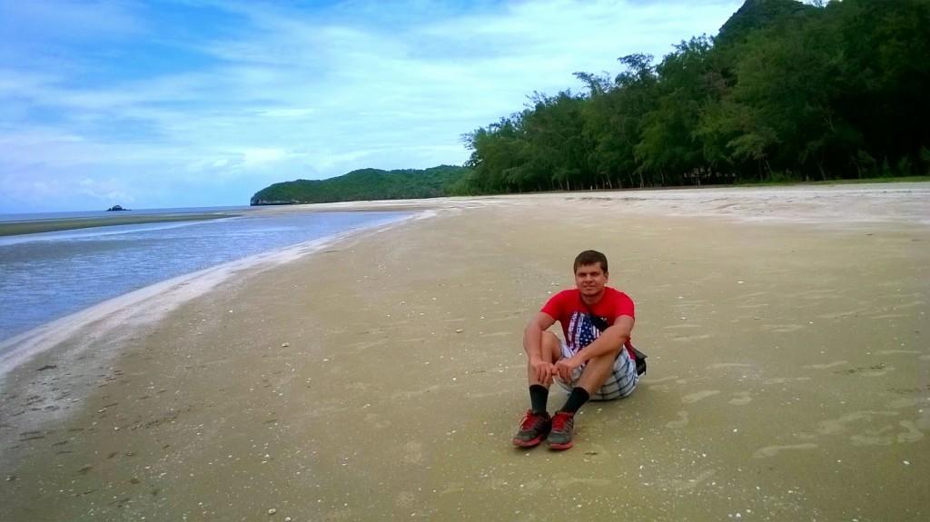Laem sala beach
