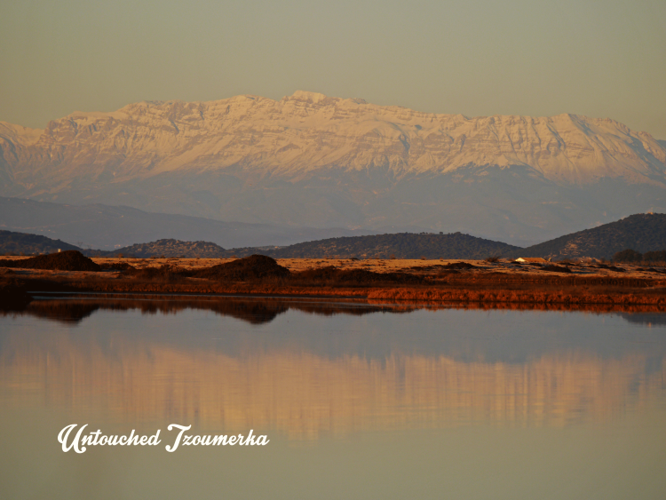 Tzoumerka mountains Greece