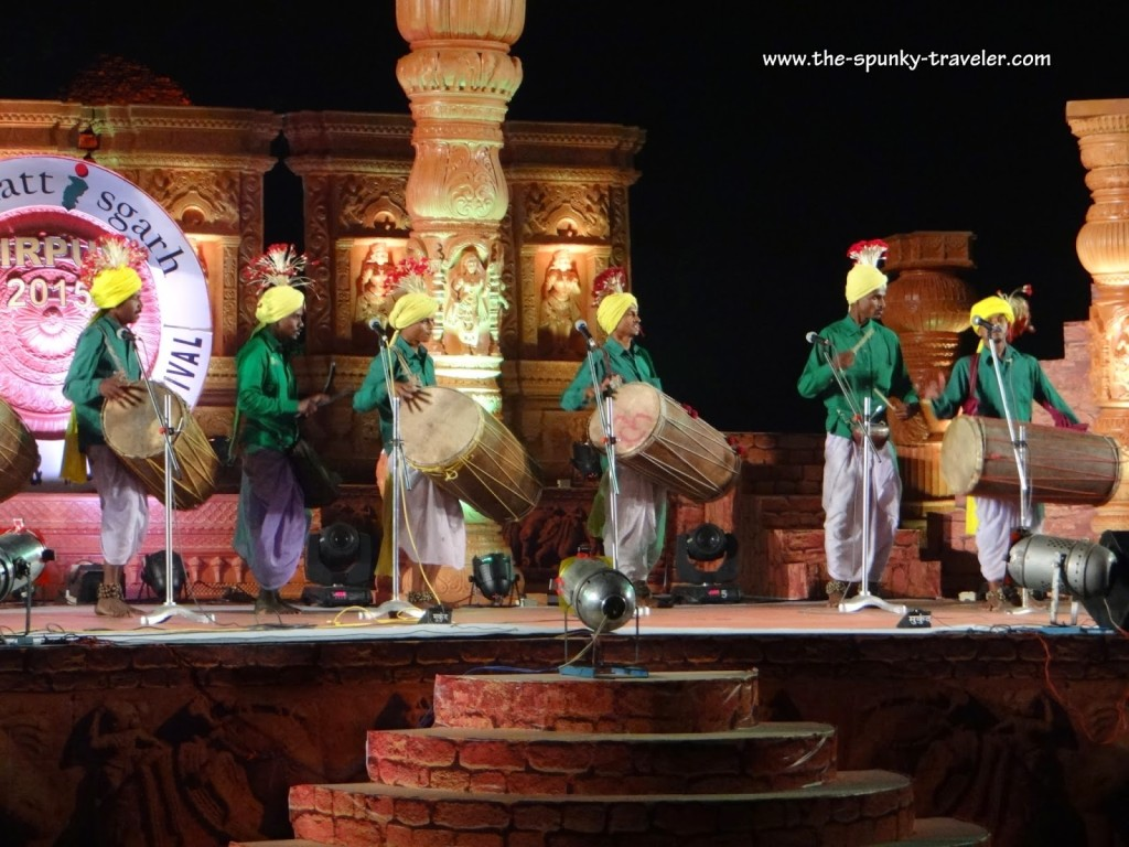 Sirpur dance and music festival chhattisgarh