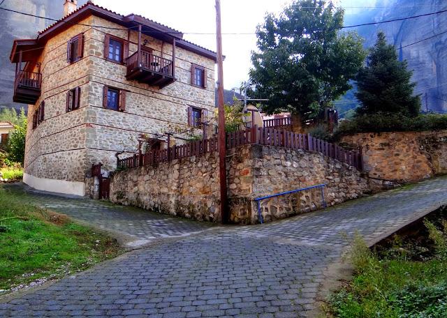 Kastraki village Greece