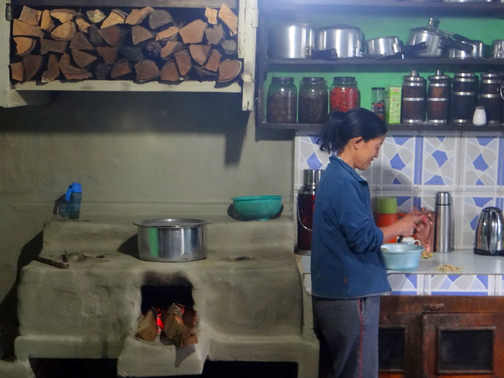 Bhutia village Kewzing