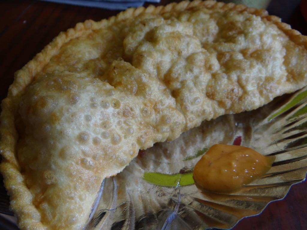 Faley bhutia dish
