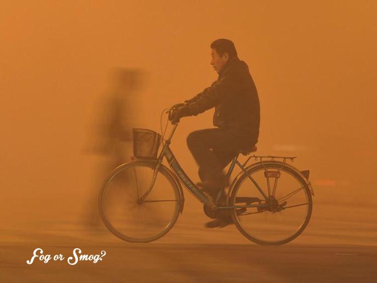 Fog-or-smog