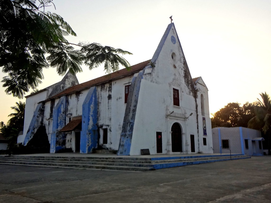 Church of Our Lady of Angustias