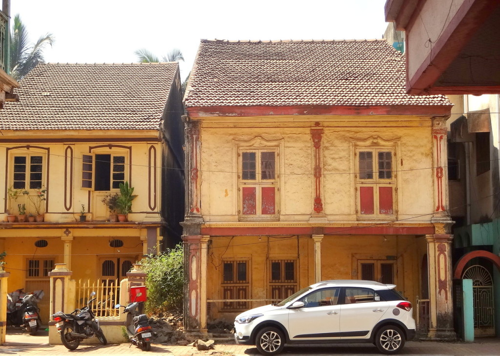 Heritage buildings of Daman