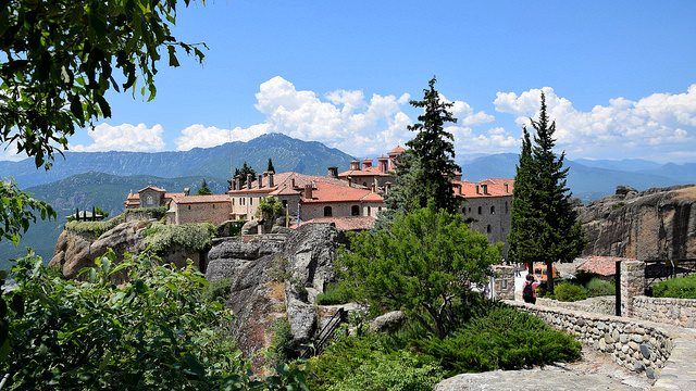 Monastery of Agios Stefanos, Visit Greece, Visit Meteora, Meteora travel guide, Places to see in Greece