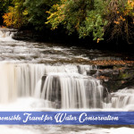 Responsible travel for water conservation