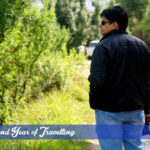 second year of travelling