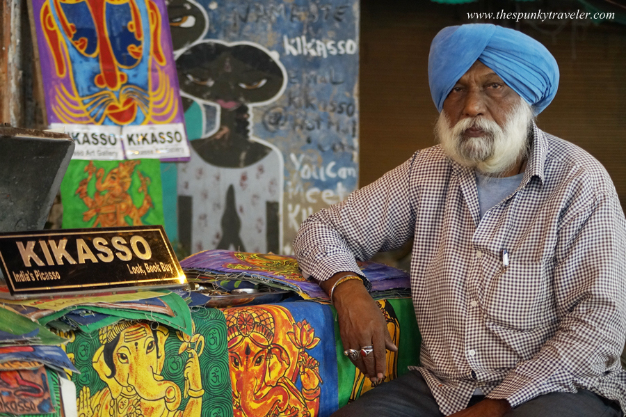 India's Picasso