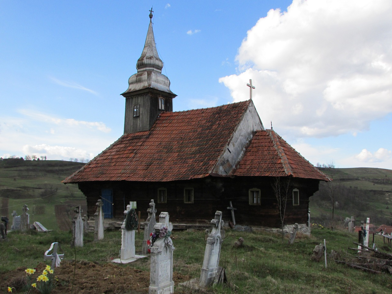 Transylvania Wooden Church